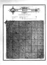 Walls Township, Traverse County 1915