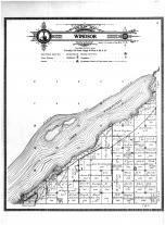Windsor Township, Lake Traverse , Traverse County 1915
