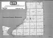 Index Map, Traverse County 1992