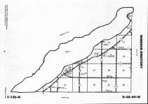 Map Image 001, Traverse County 1992