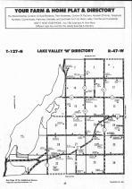 Map Image 029, Traverse County 1992