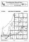Map Image 029, Traverse County 1993