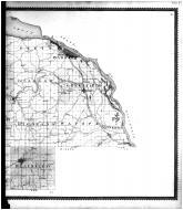Outline Map - Right, Wabasha County 1896