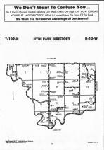 Map Image 032, Wabasha County 1992