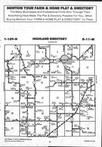Map Image 033, Wabasha County 1993