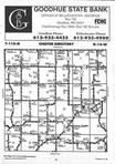 Map Image 009, Wabasha County 1994 Published by Farm and Home Publishers, LTD