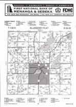 Blueberry Township, Twin Lakes, Menahga, Spirit Lake, Stocking Lake, Thomas Lake, Wadena County 2007