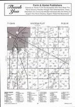 Wadena Township, Whiskey River, Crow Wing River, Wadena County 2007