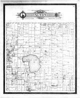 Alton Township, Alma City, Buffalo Lake, Waseca County 1896