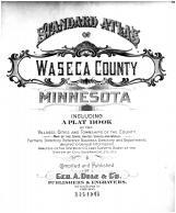 Title Page, Waseca County 1896