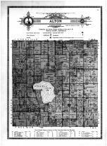 Alton Township, Buffalo Lake, Alma City, Waseca County 1914
