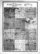 Outline Map, Waseca County 1914