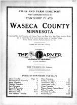 Title Page, Waseca County 1914