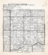 Blooming Grove Township, Waseca County 1947