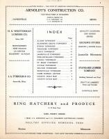 Index, Waseca County 1947