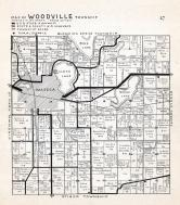 Woodville Township, Waseca, Waseca County 1947