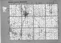 Index Map, Waseca County 1992