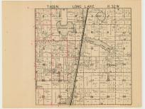 Long Lake Township, Ormsby, Echols, Odin, Cereal, Watonwan County 1920c