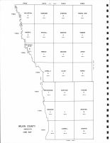 Index Map, Wilkin County 1968