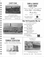 Caseys Bar, Town & Country Credit Union, Otter Tail Cooperative Oils, Grain Terminal Assoc, Wilkin County 1979