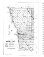 County Map, Wilkin County 1979