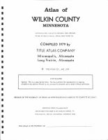 Title Page, Wilkin County 1979