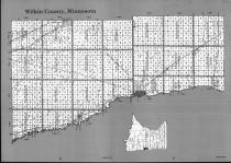 Index Map, Wilkin County 1992