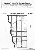 Map Image 023, Wilkin County 1992