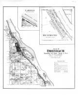 Dresbach Township, Lamoille, Richmond, Dakota, Winona County 1894 Microfilm