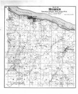Homer Township, Pickwick, Mississippi River, Winona County 1894 Microfilm