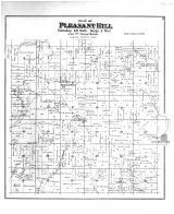 Pleasant Hill Township, Ridgeway, New Hartford, Ashton PO, Winona County 1894 Microfilm