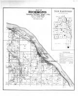 Richmond, New Hartford, Winona County 1894 Microfilm