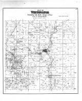 Whitewater Township, Beavers, Whitewater Falls, Winona County 1894 Microfilm