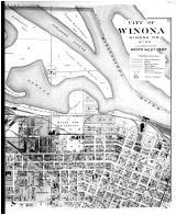 Winona City - Northwest - Right, Winona County 1894 Microfilm