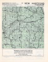 New Hartford Township, Nodine, Winona County 1950c
