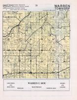 Warren Township, The Arches, Wyattville, Winona County 1950c