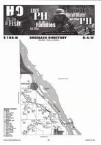 Dresbach Township, Dakota, La Crescent, Mississippi River, Directory Map, Winona County 2007