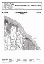 Richmond Township, Lamoille, Donehower, Winona County 2007