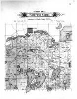 South Side Township, Fairhaven, Clearwater Lake, Twin Lke, Wright County 1901