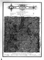 Albion Township, Granite Lake, Wright County 1915
