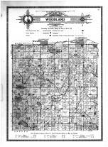 Woodland Township, Waverly, Montrose, Oster, Wright County 1915