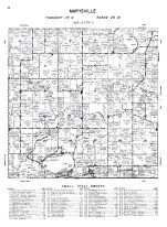 Marysville Township, Wright County 1956