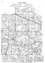 Silver Creek Township, Wright County 1956