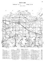 South Side Township, Wright County 1956