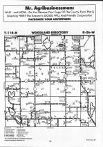 Map Image 001, Wright County 1992