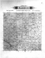 Hammer Township, Chicago and Northwestern RR, Yellow Medicine County 1900