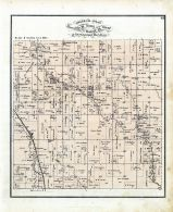 Township 61 North Range 14 West, Prairie Bird P.O., Bear Creek, Adair County 1876