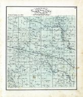 Township 62 North Range 14 West, Timber Branch Creek, Salt River, Steer Creek, Adair County 1876