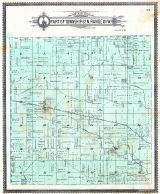 Bullion P.O., Quincy Omaha and Kansas City R. R., Steer Creek, Bear Creek, Adair County 1898