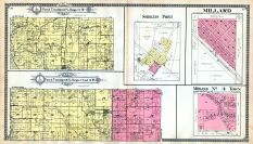 Township 64 N., Range 15 W - Part, Sublette, Township 64 N., Ranges 13 and 14 W - Part, Willmathsville, Shibleys Point, Millard, Midland No. 4 Town, Adair County 1919